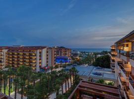 Selge Beach Resort & Spa - Halal Ultra All Inclusive, Kizilagac