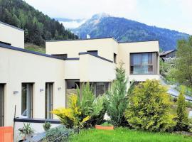 Ferienwohnung Dolomitenpanorama, Oberlienz