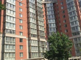 Executive Apartments at Parc Rosslyn