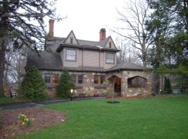 North Lodge on Oakland Bed and Breakfast, Asheville