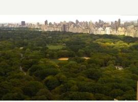 CENTRAL PARK ADJACENT LUXURY CITY VIEWS SLEEPS 1-4, Njujork