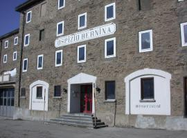 Albergo Ospizio Bernina, Berninahäuser