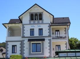 Seeappartements Villa Sole, Pörtschach am Wörthersee