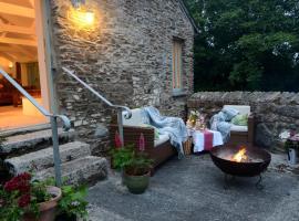 Trethella Farm Cottage, Ruan Lanihorne