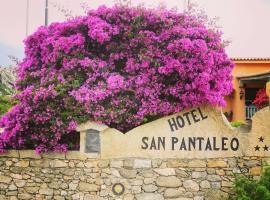 Hotel San Pantaleo, San Pantaleo