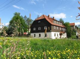 Ferienwohnungen im Landstreicherhaus, Stolpen