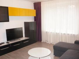 Apartment on Novolesnaya, Moskva