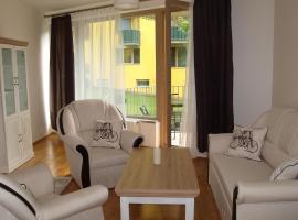 Apartment Jeseniova, Praha