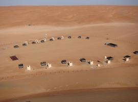 Desert Retreat Camp, Al Wāşil