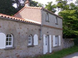 Le Gîte du Plessis, Saint-Viaud