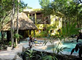 Casa Corazon de Jaguar, Tulum