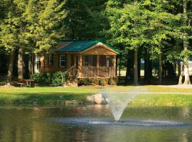 Alpine Lake Lakefront Cabin 5