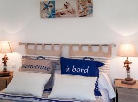 Apartment Rue Ville Pepin, Saint Malo