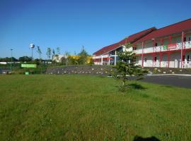 Fasthotel Montmarault, Montmarault