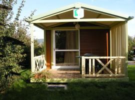 Camping les Hirondelles, Bourg-Sainte-Marie