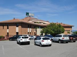 Hotel Els Noguers, マンレザ