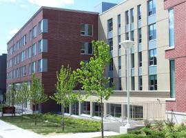 Résidences de l'Université d'Ottawa - Résidence Henderson | University of Ottawa Residences - Henderson Residence