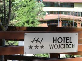 Hotel Wojciech, Augustów
