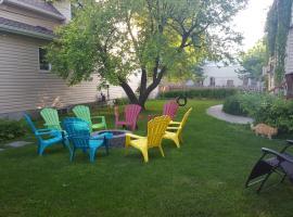 Langevin Estate, Winnipeg