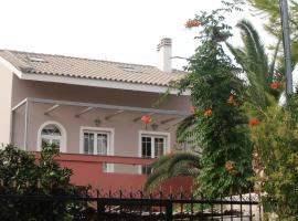 Villa Valia, Néa Mákri