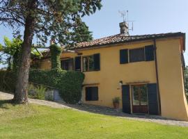 Villa Ortaglia Estate, Vaglia