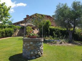 Borgo Poggiarone Siena, Casetta