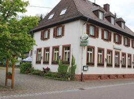 Altes Schulhaus, Niederschlettenbach