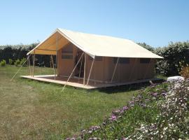 Camping de Penn-Enez, Landéda
