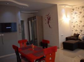Apartment Medea on Khimshiashvili, Batumi