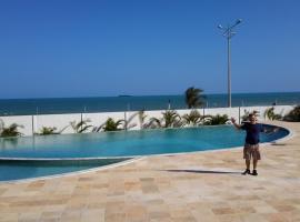 Apartamento Maceió Frente ao Mar