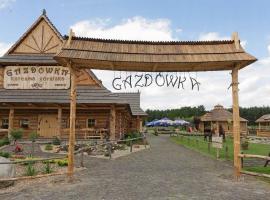 Hotel Gazdówka, Osielsko