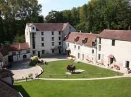 Moulin de Moulignon, Messy