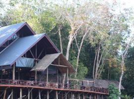 Borneo Natural Sukau Bilit Resort, Bilit