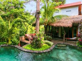 Indo Rumah Zengarden, Banjar