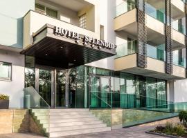 Splendid Hotel, Mamaia