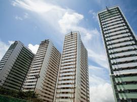 Apartamento no Clube Janga, Paulista