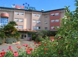 Hotel Abor, Saint-Pierre-du-Mont