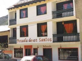 Posada De Los Santos, Ráquira