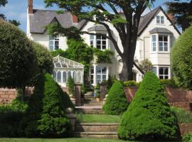 Wollaston Lodge Bed And Breakfast