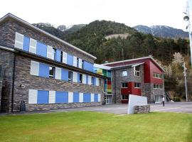 Alberg la Comella, Andorra la Vella