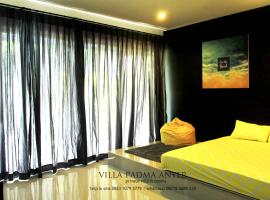 Villa Padma Anyer, Cinangka