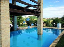 La casa nella Vigna, Montegranaro
