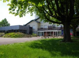 Auberge de Jeunesse de Mulhouse, مُلووز