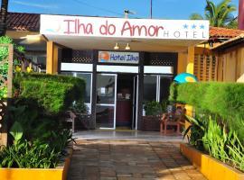 Hotel Ilha Do Amor, Camocim