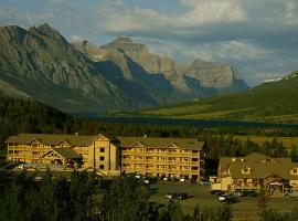 St. Mary Lodge and Resort, Saint Mary