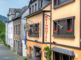 Weinhotel Hubertus, Klotten