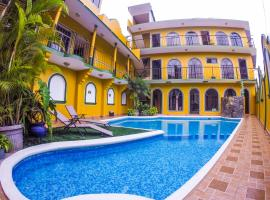 Hotel Dolores, Xilitla