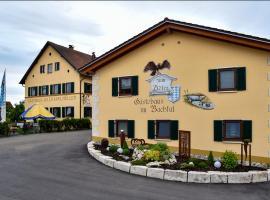Ferienwohnungen im Bachtal, Oberbechingen