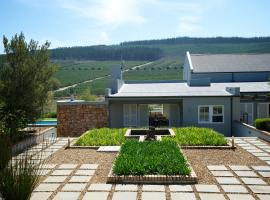 South Hill Vineyards, Houhoek