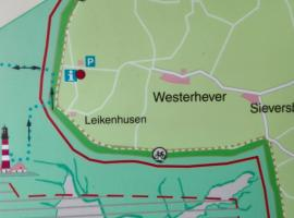 Lorenzen, Westerhever